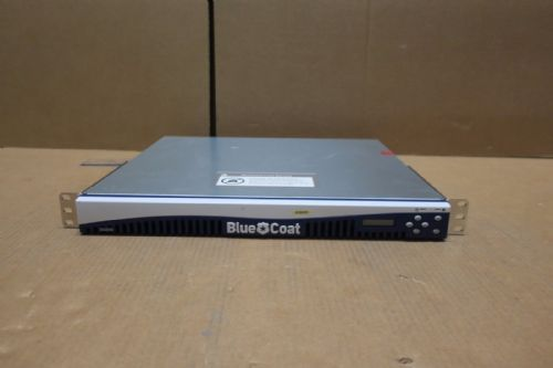 Bluecoat SG600 - 1U Rackmount MACH5 Proxy SG Security Appliance